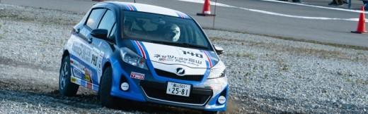 TOYOTA GAZOO Racing Rally Challenge 2017 新城特別戦