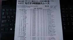 NETZ TOYAMA Racing 86/BRZ Race 第1戦ツインリンクもてぎ 決勝結果