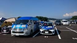 NETZ TOYAMA Racing VITZ Race 関東シリーズ第2戦