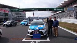 NETZ TOYAMA Racing VITZ Race 決勝結果