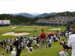 日医工女子オープンゴルフトーナメント結果