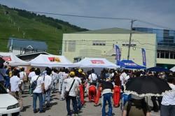 NETZ TOYAMA Racing TRD Rally challenge in 高山