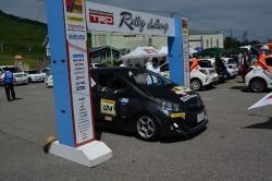 NETZ TOYAMA Racing TRD Rally challenge in 高岡