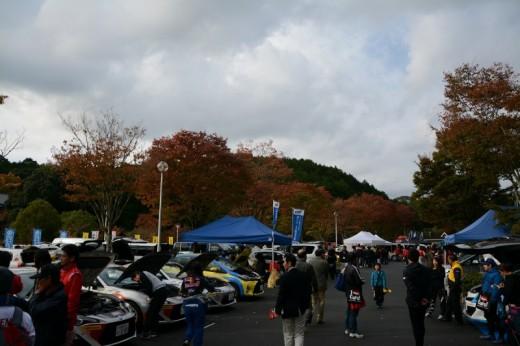 NETZ TOYAMA Racing TRD Rally challenge in 新城