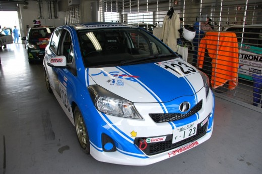GazooRacing86/BRZ レース第4戦 とVITZ 岡山国際サーキット