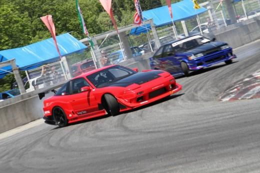 ネッツトヨタ富山 モータースポーツフェス AMおわらサーキット