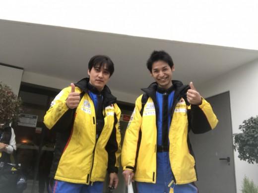 東京大学×Netz Toyama Racing 海外ラリー参戦レポート ~モナコ~ 車検編