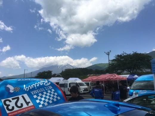 ザ・ワンメイクレース祭り2017富士 参戦レポート①