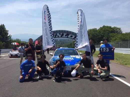 86レース 第4戦 決勝 7月12日