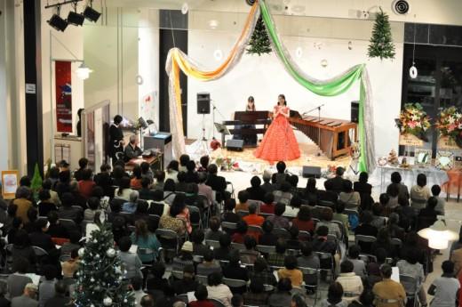 モアーズイベント&おしゃべりカフェ ミニコンサート(その2)