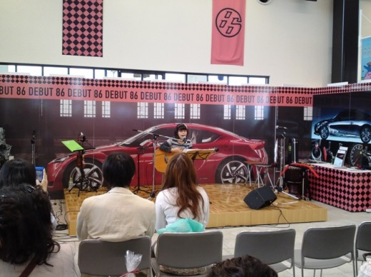 ネッツSkyDomeライブ(2012年5月13日)