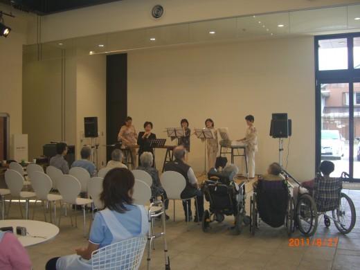 ネッツSkyDomeライブ(2011年8月27日)