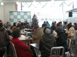 Netz Cafe'Happy X'mas☆高岡店