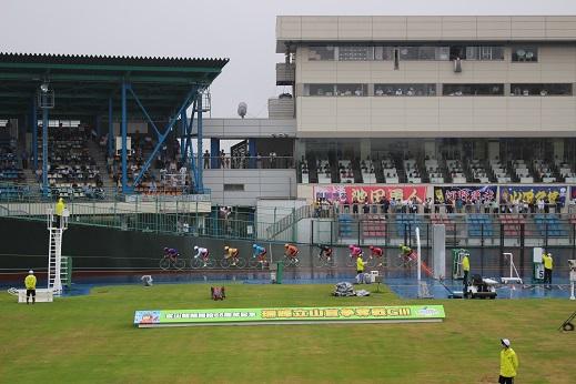 キッズ職業体験 in 富山競輪