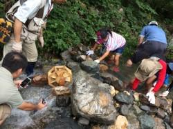 夏休み自然体験学習☆inトヨタ白川郷自然学校