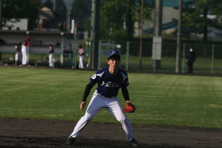 【野球部】2つのBLUE