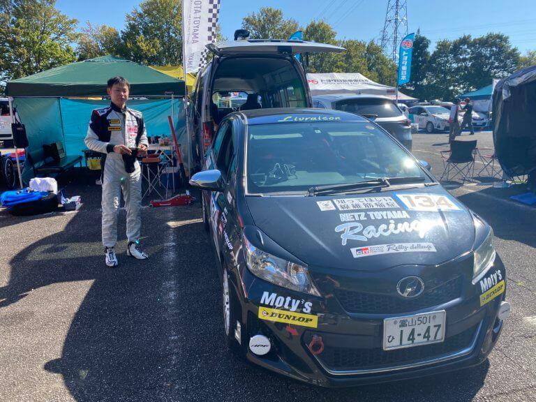 【レーシングクラブ】TOYOTA GAZOO Racing Rally Challenge 2021 in 高岡 万葉②