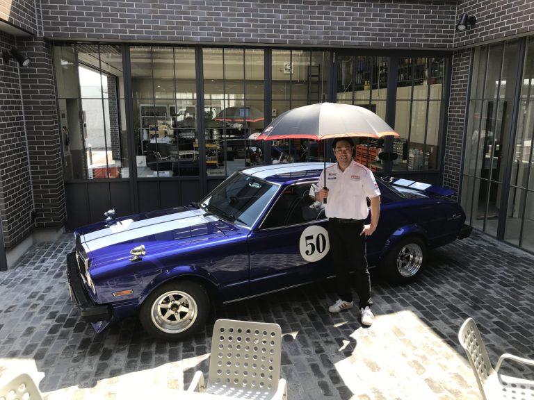 GR Garage 富山新庄 レースキング登場!!