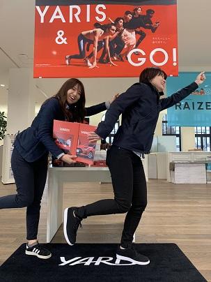 【本店】 YARIS&GO!