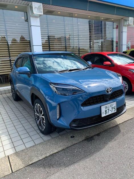 【砺波店】ヤリスクロス!!