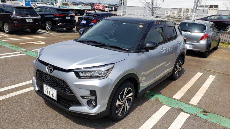 【富山西店】試乗車が新しくなりました!
